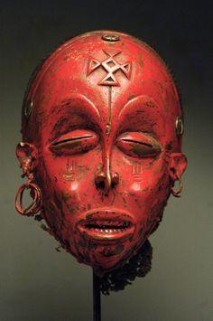 ARTENEGRO Gallery with African Tribal Art » Blog Archive » Chokwe Mask