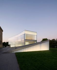 Nelson Atkins Museum Addition
