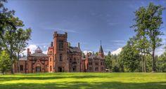 D&V: erasmus.ee (časť štvrtá: dominanty južného Estónsk... Castle, Mansions, House Styles, Wallpaper, Home, Decor, Decoration, Manor Houses, Villas