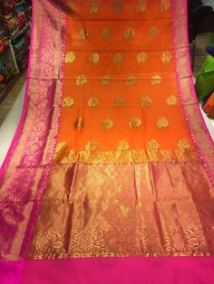 Banaras Cora silk sarees | Elegant Fashion Wear