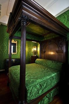 "( open 4 slytherin guys) I put my stuff down on a bed "" Yes! First choice!"" I go to the bed closest to the door"