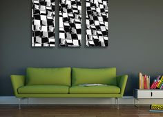 canvas art, wall art, black and white, modern, contemporary, art, print, abstract