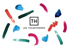 Visual identity & concept for Les Thixotropes - Céramics hand made in France.    We also designed the website :   lesthixotropes.fr