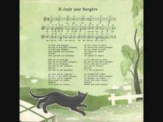 1958 (Avec paroles) (Enfant, j'aimais bien cette chanson, mais je trouve la fin cruelle aujourd'hui!) Interprétée par Les Quatre Barbus et Lucienne Vernay- E...
