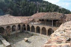 #Greek Holy #Monastery of Agioi Pantes