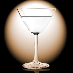 "The Invisible Chocolate Drop"" ~  equal parts of vanilla vodka and white creme de cacao. Shake it over ice and strain into a martini glass. It looks clear, just like any normal vodka or gin martini, but the surprise comes when you taste... Chocolate. YUM"