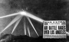 Bajo este nombre tan normal, se esconde una de las batallas más extrañas de la historia, que involucró las defensas antiaéreas de la ciudad de Los Angeles (EEUU) y… no se sabe qué.
