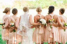 Wedding Hair - Texas Wedding  http://caratsandcake.com/kelseyandmatt
