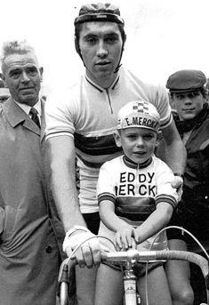 Eddy Merckx with Eddy Merckx