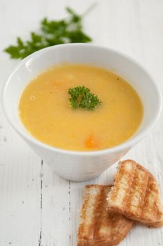 Krémová zemiaková polievka Thai Red Curry, Ethnic Recipes, Food, Eten, Meals