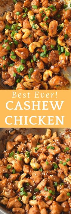 Try this spicy good takeout style Cashew Chicken,so good and so easy that will go well with rice or noodles of your choice. The post Better than takeout- Cashew Chicken- under 30 mins appeared first on Garden ideas. Healthy Chicken Recipes, Turkey Recipes, Cooking Recipes, Wok Recipes, Recipies, Easy Asian Recipes, Stir Fry Recipes, Keto Chicken, Stir Fry Meals