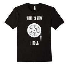 Amazon.com: This Is How I Roll Fire Dept Firefighter T-shirt Men Gift: Clothing