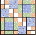 Four Squares 2 Pattern