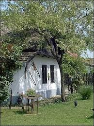 """""""alföldi tanyavilág"""" Country Style Homes, Rustic Style, Old Country Houses, Weekend House, Scandinavian Home, Traditional House, My Dream Home, Gazebo, Beautiful Places"""