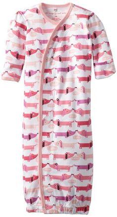Magnificent Baby-Girls Newborn Gown, Hot Dogs, Doxie, Dachshund http://www.amazon.com/dp/B00BEC8CFI/ref=cm_sw_r_pi_dp_P.30sb1FZ53VCE3C