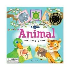 PreSchool Animal Memory Game *** More info could be found at the image url.Note:It is affiliate link to Amazon.