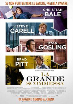 LA GRANDE SCOMMESSA STREAMING FILM ITA NOWVIDEO PUTLOCKER 2016