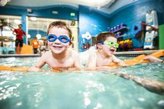 Goldfish Swim School - Specializing in infant and toddler swim lessons