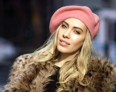 Basque Beret Hat Knit Wool Beret Fall Fashion Fall Accessory