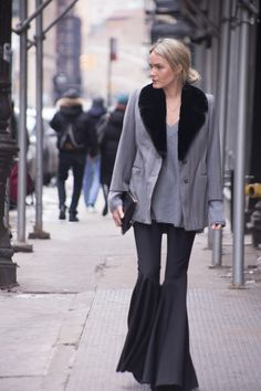 70 Outfits That Prove Flared Pants Are Spring's Biggest Trend   StyleCaster