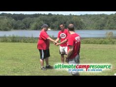 Triangle Tag - Ultimate Camp Resource - YouTube
