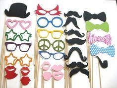 усы очки итд на новый год - Поиск в Google