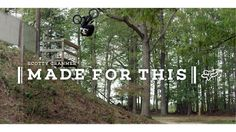Fox Bmx Presents | Scotty Cranmer | Made For This | BOARD ACTION