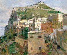 Capri - Theodore Robinson | Museo Thyssen
