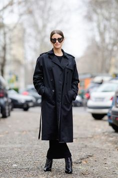 7cf9f8ab3cae The Best Style From The Streets of Milan Fashion Week Milan Fashion Week  Street Style,