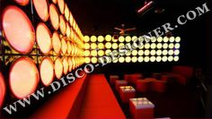 """LED DISCO-PANEL """"BUBBLE"""" - A SINGLE BUBBLE is just the basis for the price calculation. 4-BUBBLE-SET has been constructed for the easy and fast installation. 16 Million colors, DMX Sound to Light Unlimited DMX programming possibility #discopanels http://disco-designer.com/applications/led_bubbles.html"""
