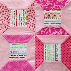 dream quilt create: Riley Blake Mystery Block of the Month - May