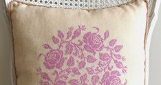 French cross stitch, pretty cross stitch, roses cross stitch, pink cross stitch, shabby chic cross stitch, shabby chic Darcy chair, Chinoiserie secretary, pink rose, French decor, beautiful cross stitch, pretty cross stitch, point de croix, counted cross stitch, cross stitch pink roses, pink embroidery floss, pink silk thread for cross stitch, pretty pink cross stitched heart, white work, shabby chic cross stitch pattern, white roses cross stitch, silk cross stitch, elegant cross stitch…