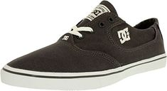 DC Womens Flash Canvas Skate ShoeDark ShadowWhite8 M US -- You can find out more details at the link of the image.(This is an Amazon affiliate link)
