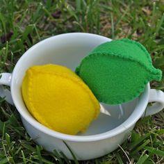 Lemon and Lime Set $10