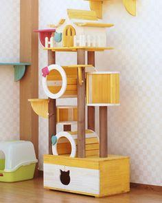 NabiNamu Cat Playground