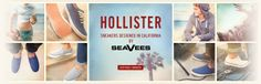 Shop the Hollister Seavee Collection!
