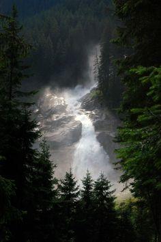 Cascadas de Krimml by Manel Cantarero