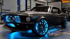 Check out a preview of the Micro Stang in Project Detroit at the I Love Brighton Ford blog!