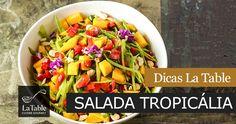 Salada tropicália - La Table Gastronomie - Comida Congelada Curitiba