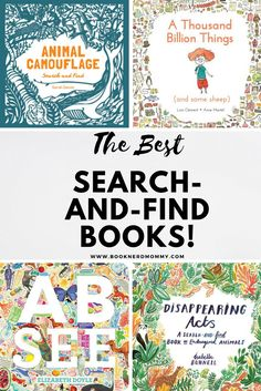Search and Find books