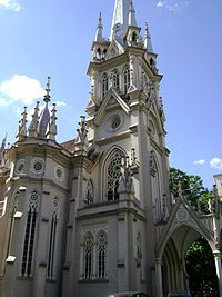 Catedral Nossa Senhora Boa Viagem em Belo Horizonte