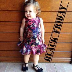 Vestido Borboletas já disponível na Black Friday
