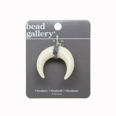 Purchase the Bead Gallery® Reconstituted Quartzite Pendant at Michaels.com. Add this beautiful pendant from Bead Gallery to your craft kit for DY jewelry projects.