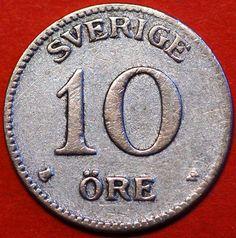 Sweden. 10 ÖRE 1918 - Gustaf V. KM# 780 Silver …http://high-class-last-minute-offer.newoffers.info/buy/01/?query=271990800403…