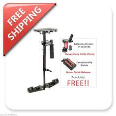 FREE BAG! Flycam HD-3000 handy Stabilizer Steadycam for DSLR Cameras upto 3.5kg