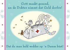 Postkarte,Gesundheit,Genesung