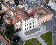 Virtual tour of the Papal Basilica of San Giovanni in Laterano (St. Italy Tours, Roman Catholic, Vatican, Virtual Tour, Rome, Saints, Mansions, History, Architecture