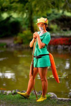 Robin Hood #Disney #Cosplay