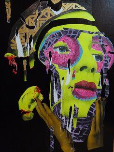 Street Art by Judith Supine