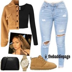 baddie outfits for school baddie outfits for sc ., Source by camperShotele baddie outfits Swag Outfits For Girls, Boujee Outfits, Neue Outfits, Teenage Girl Outfits, Cute Outfits For School, Chill Outfits, Cute Casual Outfits, Teen Fashion Outfits, Stylish Outfits